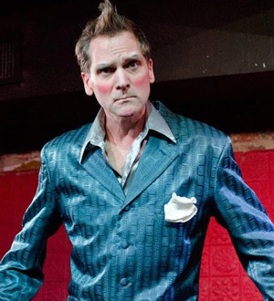 Rich Potter at Clown Cabaret April 13, 2015 at Logan-Fringe Arts Center